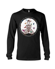 Be kind and full of love Long Sleeve Tee thumbnail