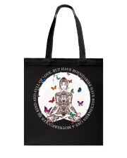 Be kind and full of love Tote Bag thumbnail