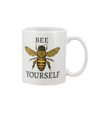Bee happy Mug tile