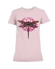 Mandala flower Premium Fit Ladies Tee thumbnail