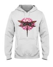 Mandala flower Hooded Sweatshirt thumbnail