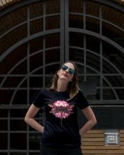 Mandala flower Ladies T-Shirt lifestyle-women-crewneck-front-1