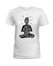 Balance Ladies T-Shirt front