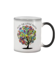 Enjoy karma Color Changing Mug thumbnail