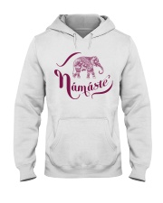 Namaste Hooded Sweatshirt tile