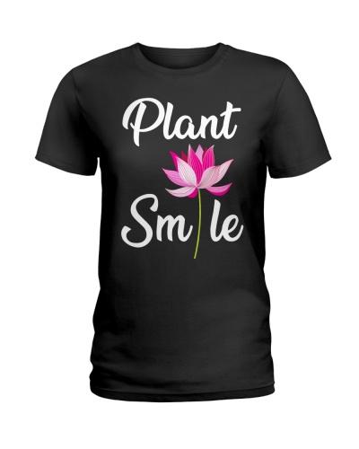 Plant smile