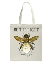 Be the light Tote Bag tile