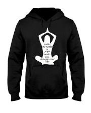 Namaste 05 Hooded Sweatshirt thumbnail