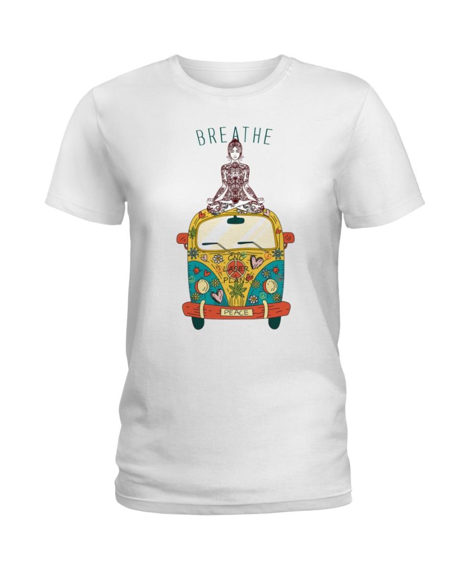 Breathe Ladies T-Shirt