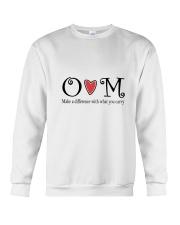 Om Crewneck Sweatshirt thumbnail