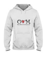 Om Hooded Sweatshirt thumbnail