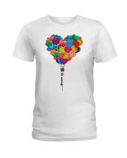 Dream up Ladies T-Shirt front