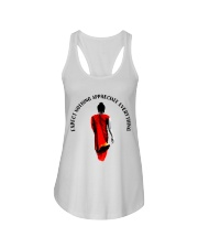 Expect nothing appreciate everything Ladies Flowy Tank thumbnail