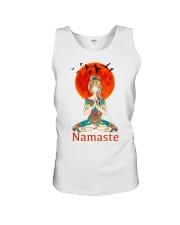 Namaste Unisex Tank thumbnail