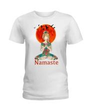 Namaste Ladies T-Shirt front
