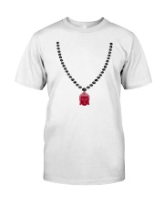 Buddha necklace Classic T-Shirt tile