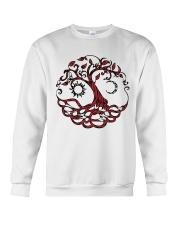 Tree of life 02 Crewneck Sweatshirt thumbnail