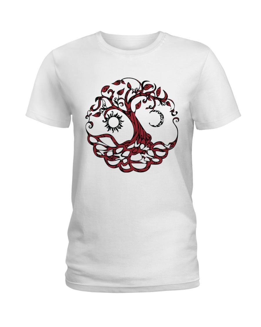 Tree of life 02 Ladies T-Shirt
