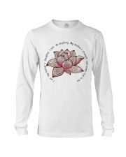 I can do anything Long Sleeve Tee tile