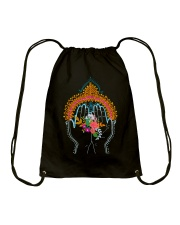 Buddha  Drawstring Bag tile