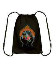 Buddha  Drawstring Bag thumbnail