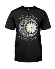 Stay wild moon child Classic T-Shirt thumbnail