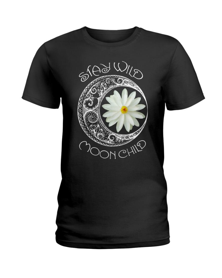 Stay wild moon child Ladies T-Shirt