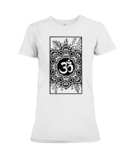 Om mandala Premium Fit Ladies Tee thumbnail
