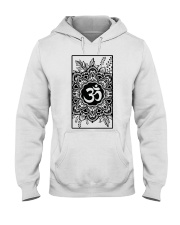 Om mandala Hooded Sweatshirt thumbnail
