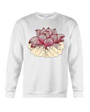 Mandala lotus Crewneck Sweatshirt thumbnail
