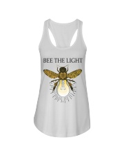 Bee the light Ladies Flowy Tank thumbnail