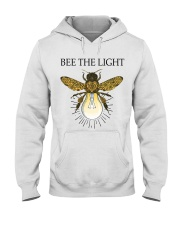 Bee the light Hooded Sweatshirt thumbnail