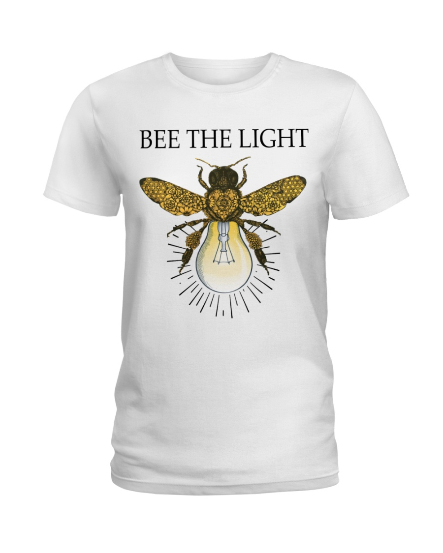 Bee the light Ladies T-Shirt