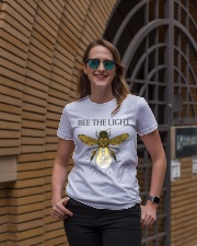 Bee the light Ladies T-Shirt lifestyle-women-crewneck-front-2
