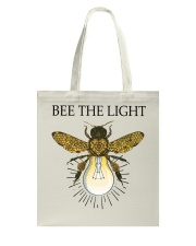 Bee the light Tote Bag tile