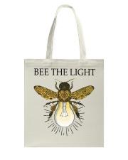 Bee the light Tote Bag thumbnail