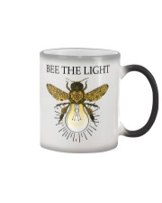 Bee the light Color Changing Mug tile