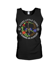 Every little thing is gonna be alright  Unisex Tank thumbnail