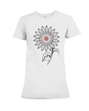 Mandala Premium Fit Ladies Tee thumbnail