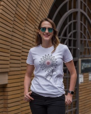 Mandala Ladies T-Shirt lifestyle-women-crewneck-front-2