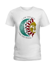 I am the sun Ladies T-Shirt front