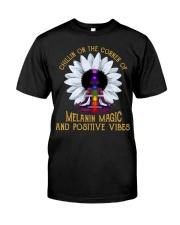 Positive vibes Classic T-Shirt thumbnail