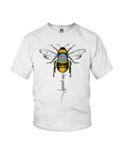 Bee yourself Youth T-Shirt thumbnail