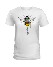 Bee yourself Ladies T-Shirt front