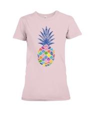 Mandala pineapple Premium Fit Ladies Tee thumbnail
