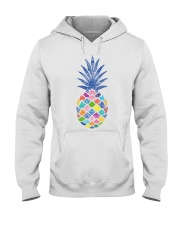 Mandala pineapple Hooded Sweatshirt thumbnail