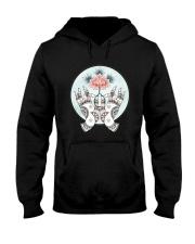 Mandala love Hooded Sweatshirt thumbnail