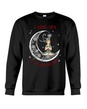 I love you to the moon and back Crewneck Sweatshirt thumbnail