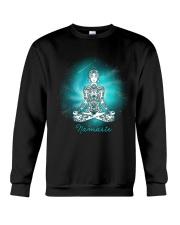Namaste universe Crewneck Sweatshirt thumbnail