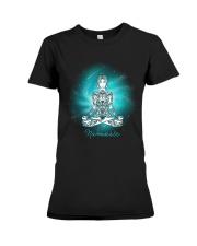 Namaste universe Premium Fit Ladies Tee thumbnail